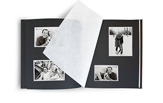 Preserving our memories in Scrapbooks or Photo Albums
