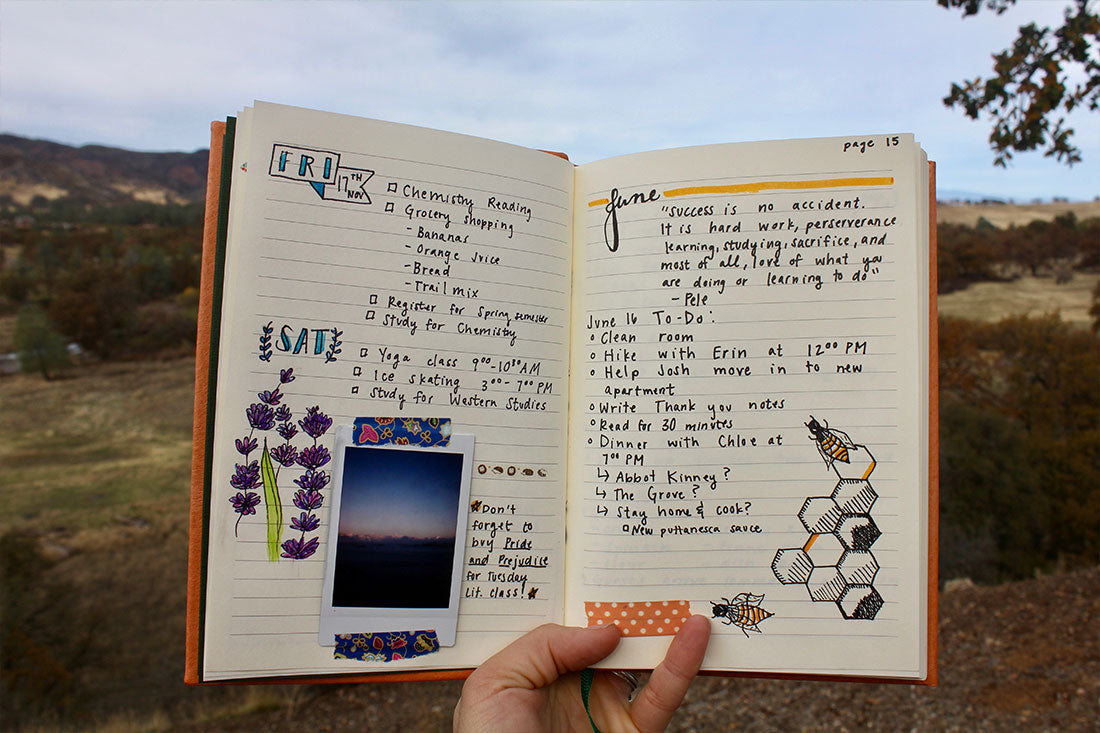 How Bullet Journaling Saved My Senior Year of Undergrad