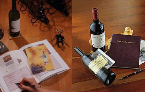 Wine Journals: A More Refined Approach to Writing
