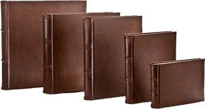 Epica's Leather Photo Albums Large & Small