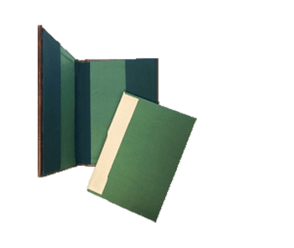 Epica's Suede Leather Journals