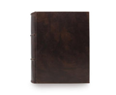 Classic Italian Leather Photo Album 9x10