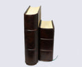 World's Thickest Wood Cover Journals by Epica From Reclaimed Italian Timbers
