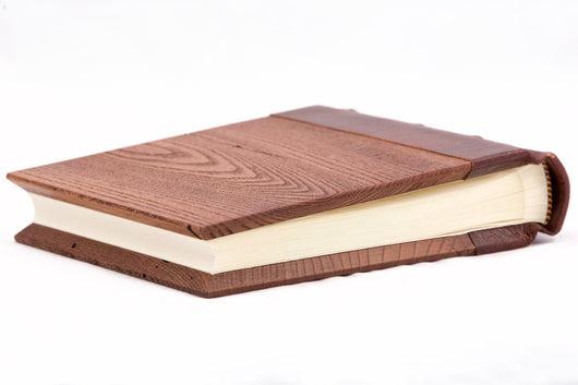 Albums - Extra Large Reclaimed Wood Cover Album - 14x14