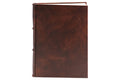 Distressed Italian Leather Journals with Amalfi paper pages