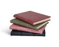 colorful leather journals
