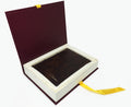 Epica's Handmade Italian Leather Photo Album giftbox