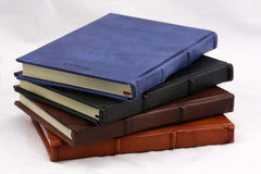 Colorful Handmade Leather Journals