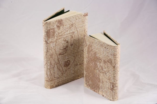 Non Leather journals