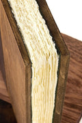Wood Cover Journals With Handmade Amalfi Pages by Epica