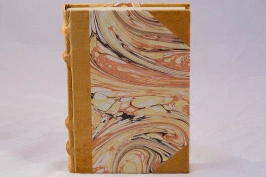 Epica's Unique Journal, Hand Painted In Yellow