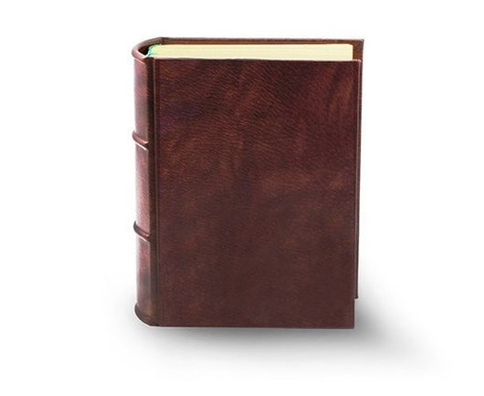 The World's Thickest Italian Leather Journal, Handmade by Epica