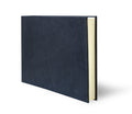 Landscape Format Black Leather Photo Album