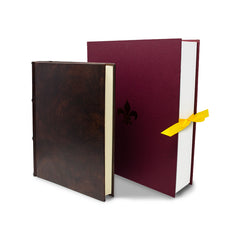 Handmade Italian Leather Photo Album 10x12