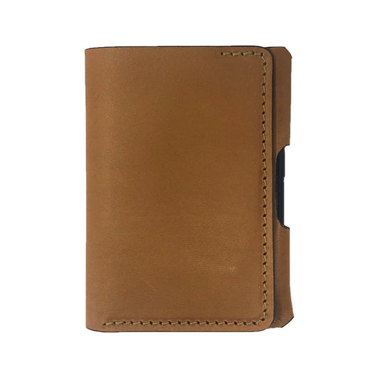 Leather Wallet Notebook Combo with Pen