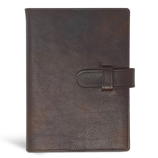 refillable-leather-clasp-closure-notebook-softcover