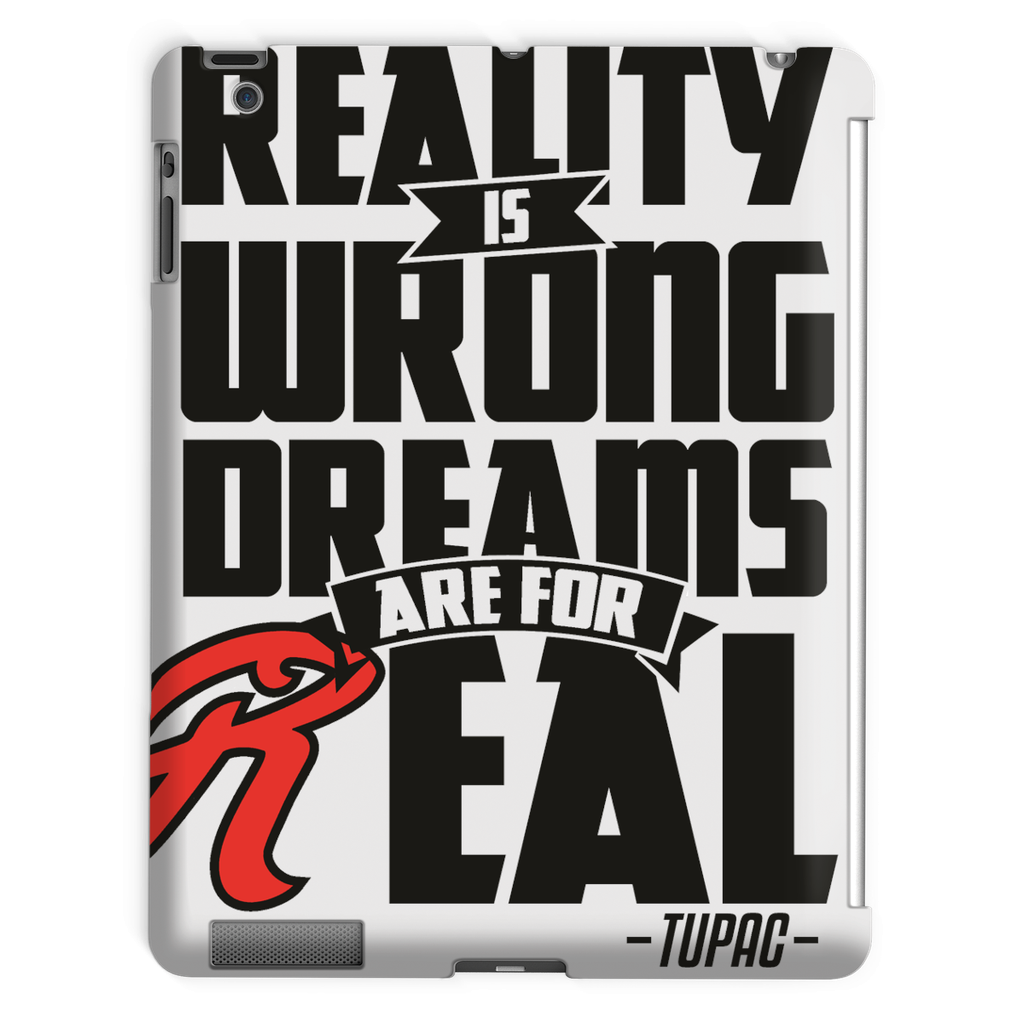 Red eyed and lifted makaveli black real quote tablet case makaveli black real quote tablet case voltagebd Choice Image