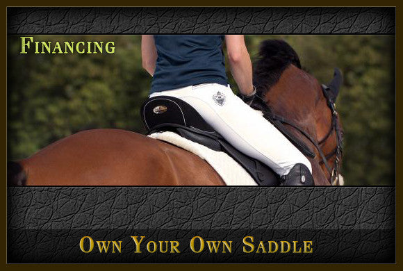 Own your Dream Saddle!