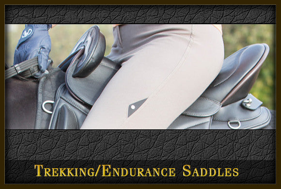 Trekking/Endurance Saddles
