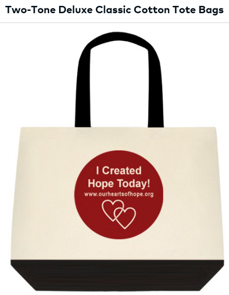 NEW! Hope Tote Bag