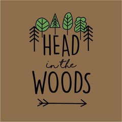 Head In The Woods