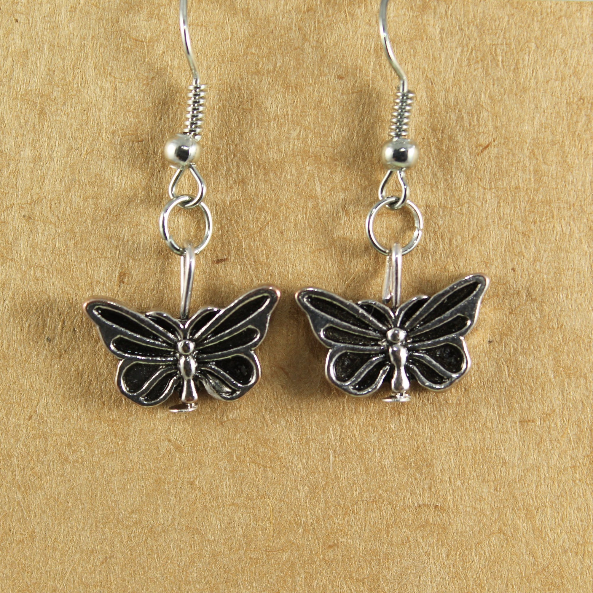 Butterfly earrings | Earrings - The Naughty Shrew