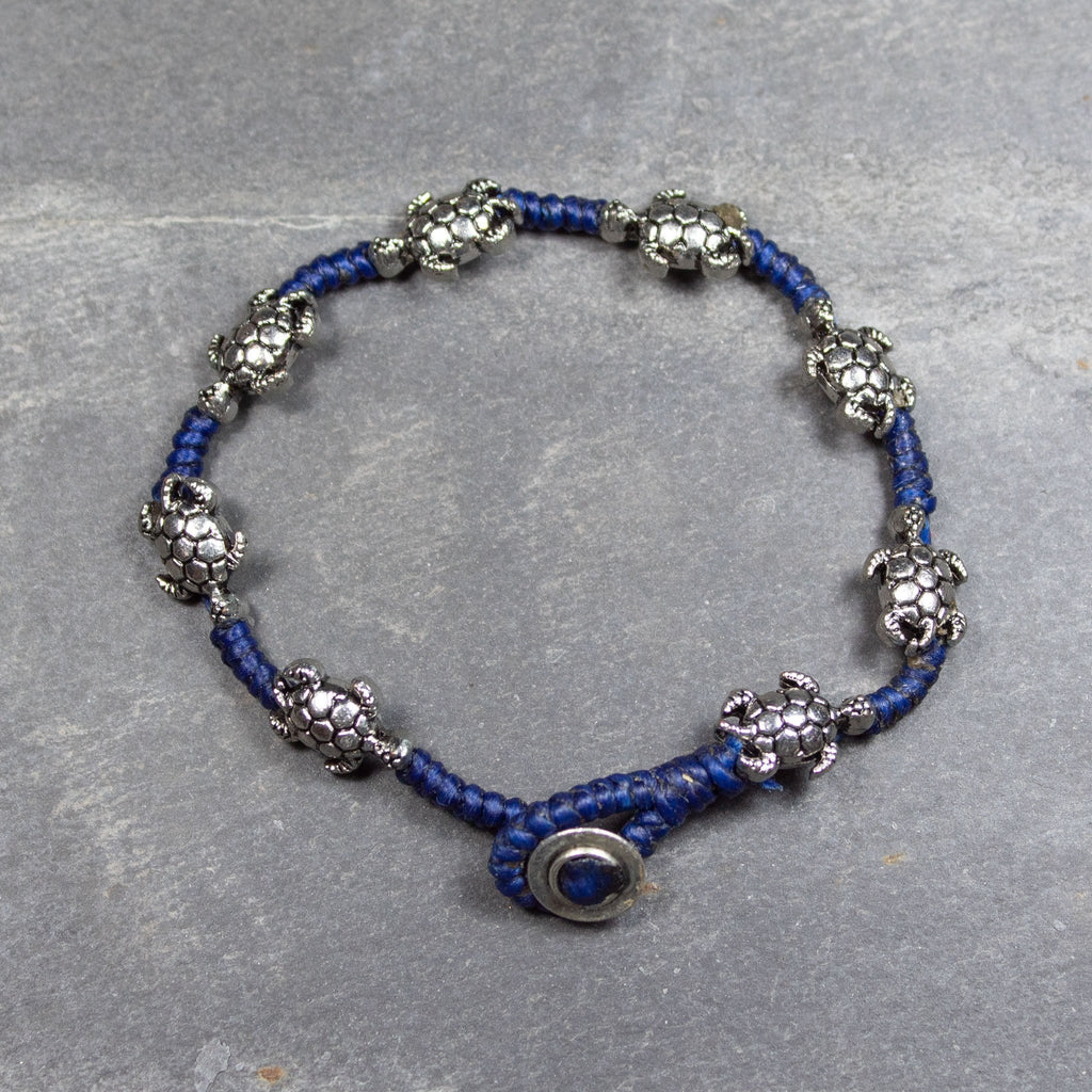 Turtle Bracelet - The Naughty Shrew