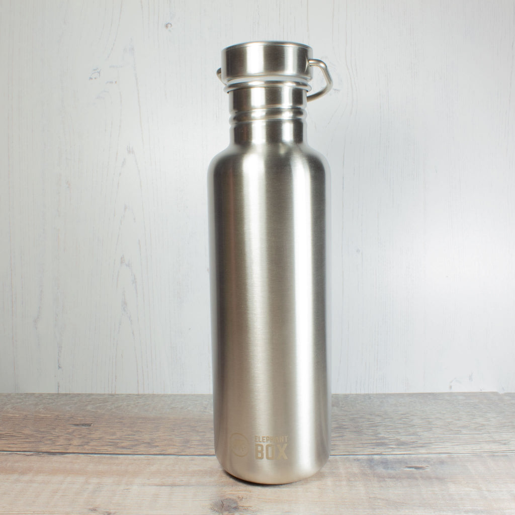 Stainless Steel Water Bottle 750ml - The Naughty Shrew