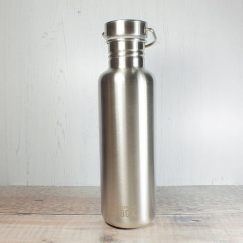 Stainless Steel Water Bottle 800ml - the naughty shrew