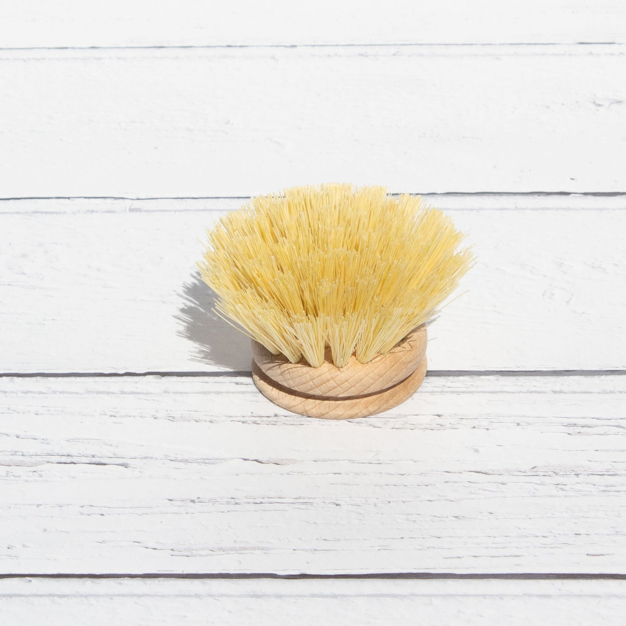Wooden Dish Brush Heads | Washing Up Brush - The Naughty Shrew