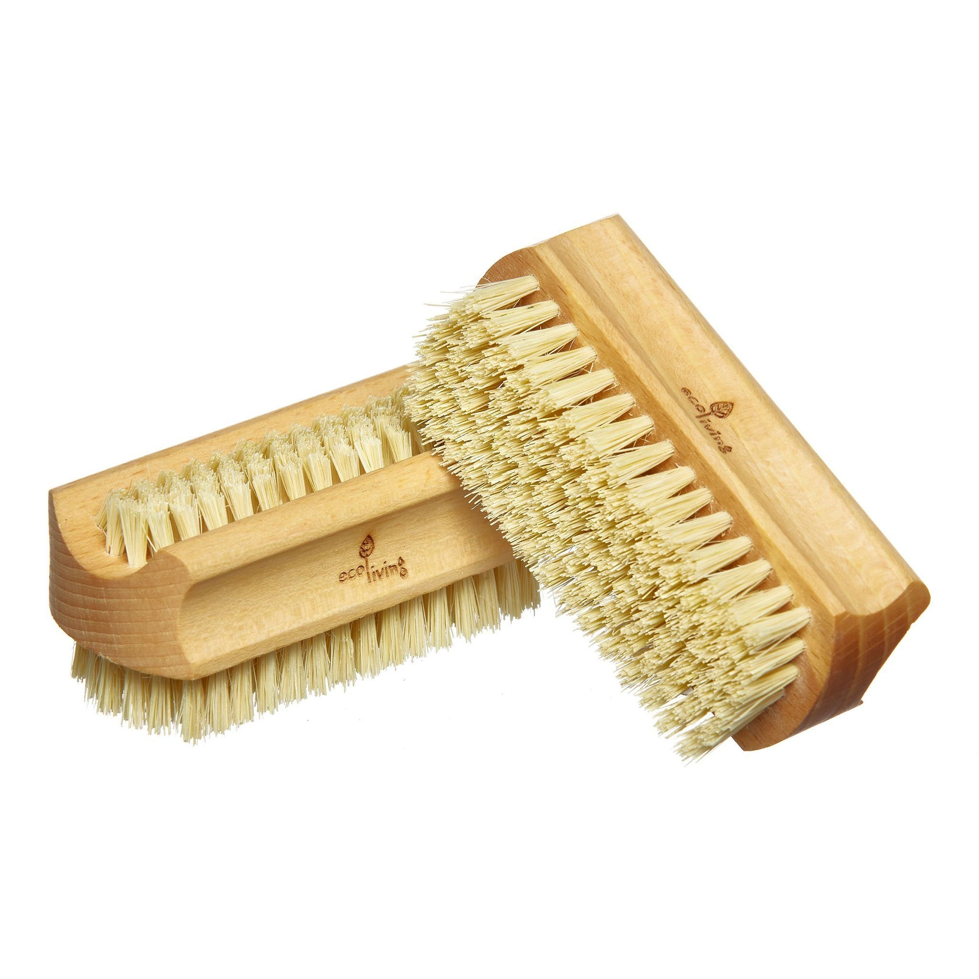 Natural Wooden Nail Brush | Nail Brush - The Naughty Shrew