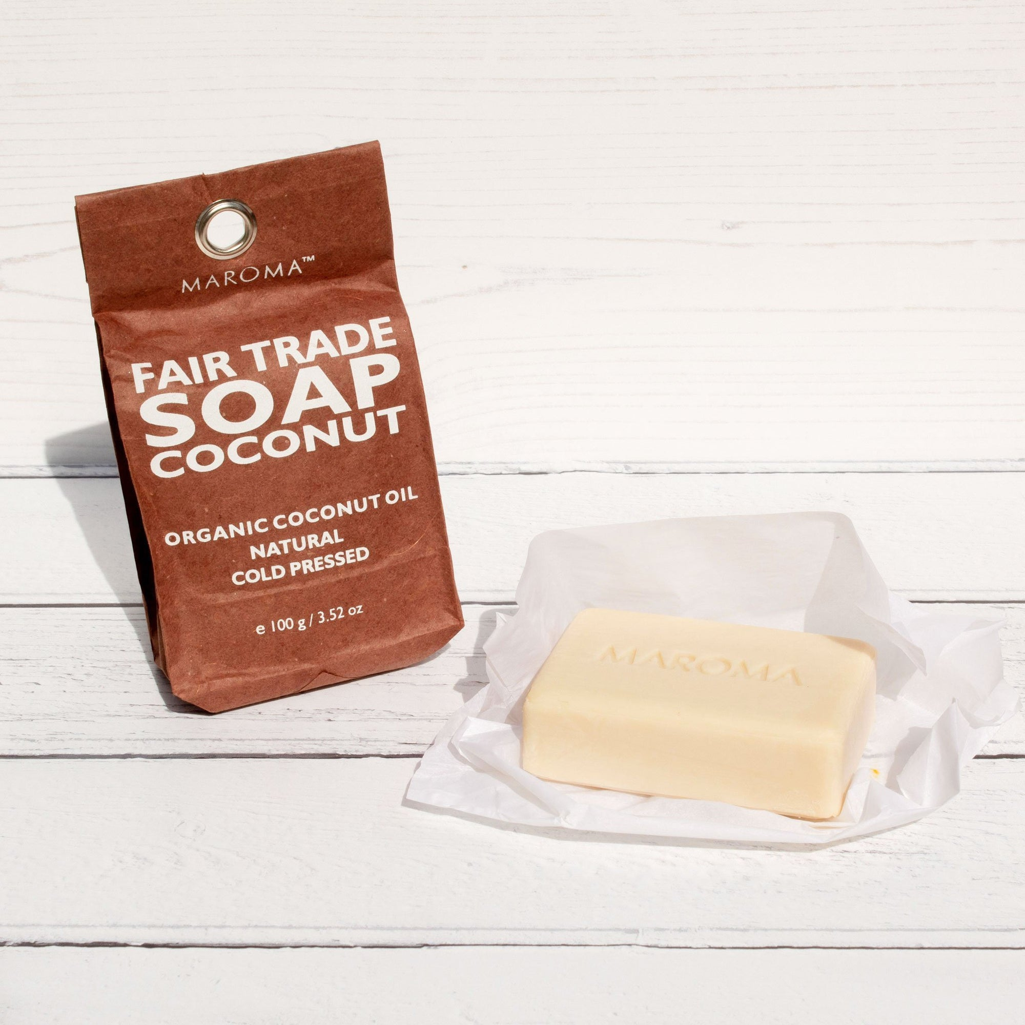 Organic Coconut Oil Bath Soap | Soap - The Naughty Shrew