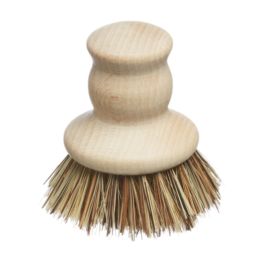 Wooden Pot Brush - The Naughty Shrew