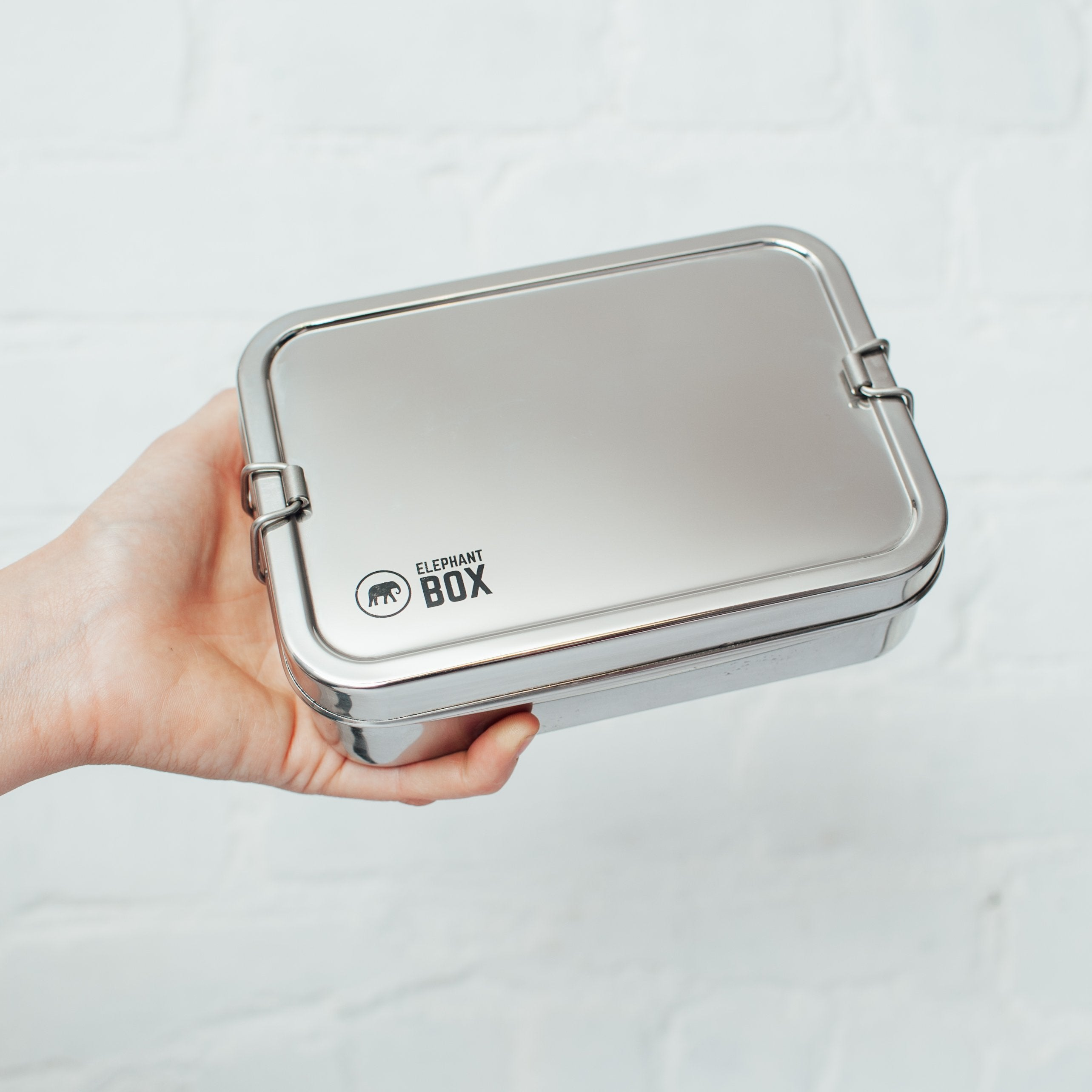 Two In One Stainless Steel Lunch Box | Lunch Box - The Naughty Shrew