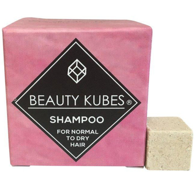 Shampoo Kubes For Normal To Dry Hair | Shampoo - The Naughty Shrew