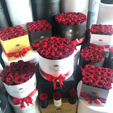 eternity roses round box last more than 1 year luxury roses