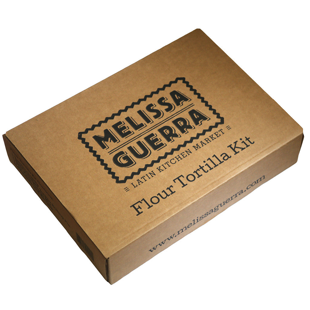 MG Signature Tortilla Kit - Flour
