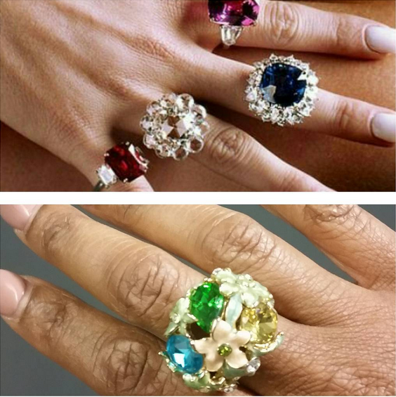 Why Cocktail Rings are the best thing since sliced bread!