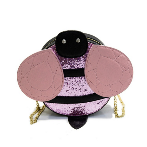 Bumble with the Honey Bee Crossbody Purse