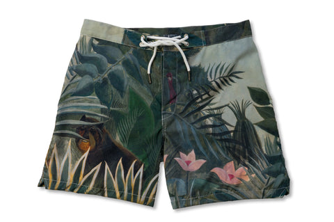 Equatorial Jungle by Henri Rousseau (Tailored Fit)