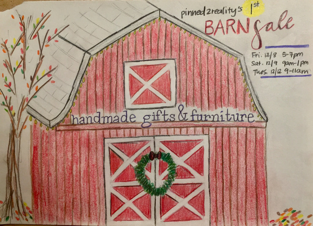 First Barn Sale!
