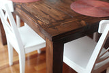 4x4 Farmhouse Table