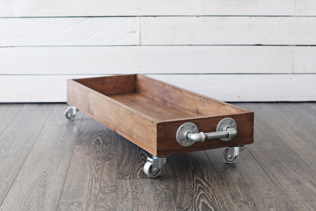 Industrial Farmhouse Boot Tray