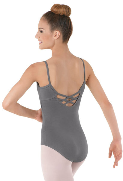 Pinch Front Camisole Leotard