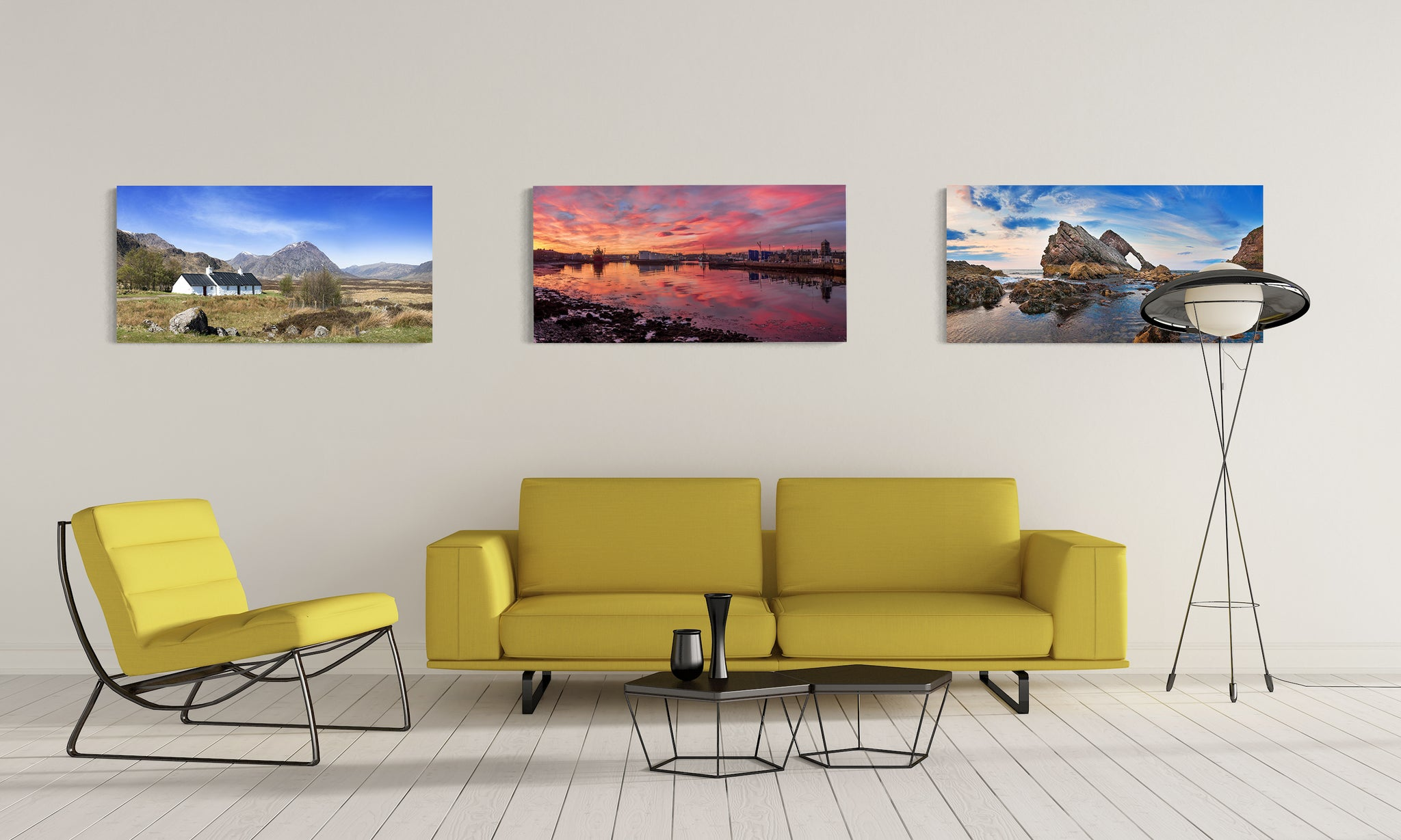 Interior Design Canvasses