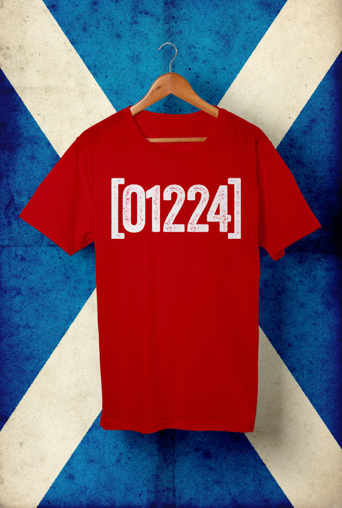 01224 Horizontal <p> Unisex Gildan T Shirt In Red White Or Blue Custom T Shirt by Lets Get Shirty Dot Com