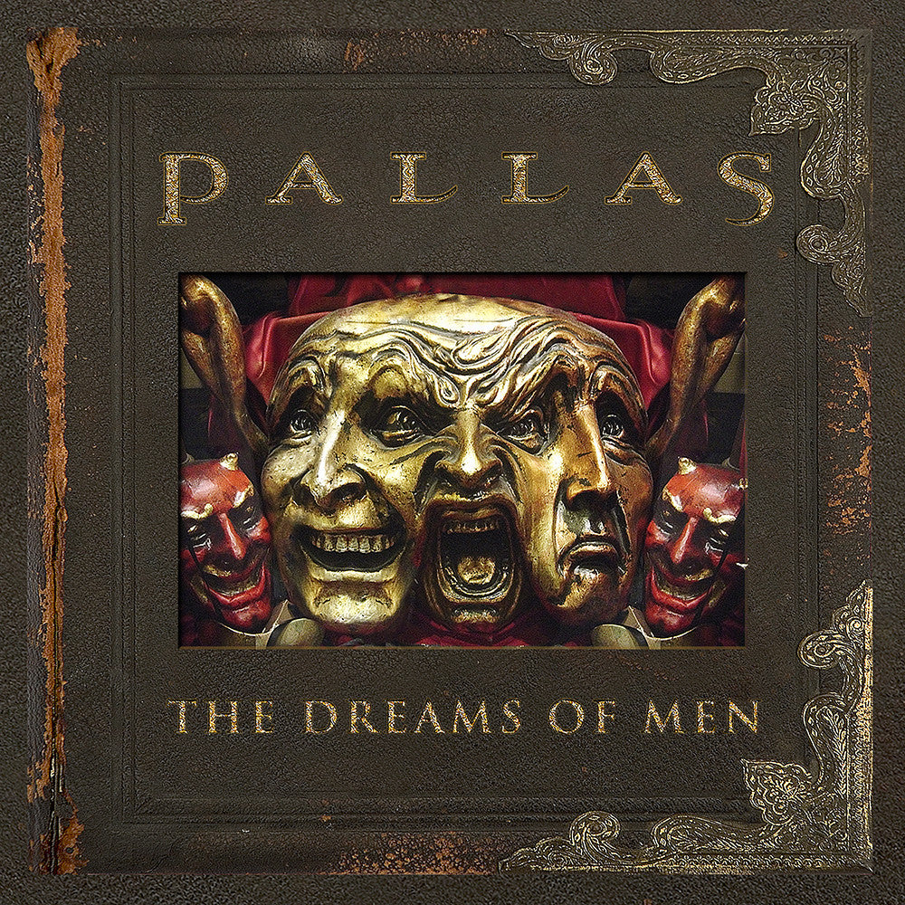 Pallas Dreams Of Men Canvas Wall Art Custom T Shirt by Lets Get Shirty Dot Com