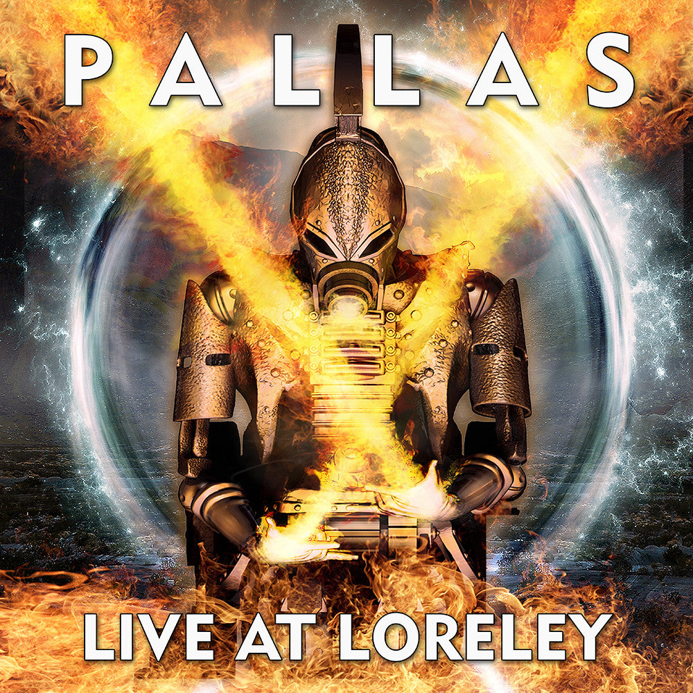 Pallas Live at Loreley Canvas Wall Art Custom T Shirt by Lets Get Shirty Dot Com