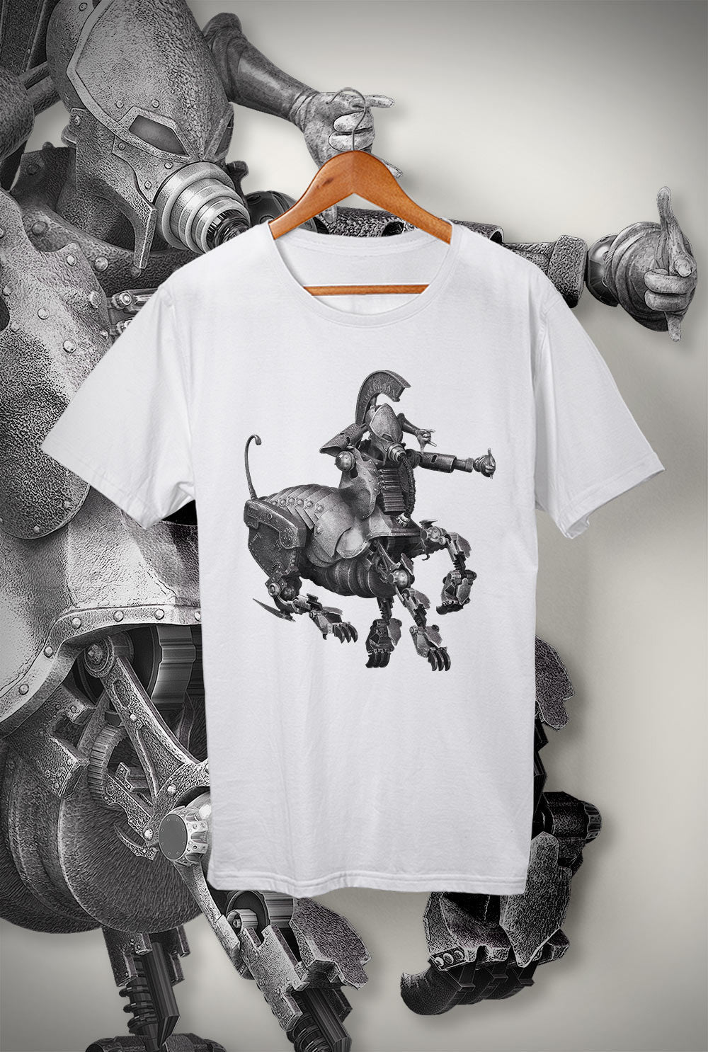 "Pallas :: XXV ""Flying Sentinel""<p> Unisex Gildan T Shirt In a Range of 12 colours"
