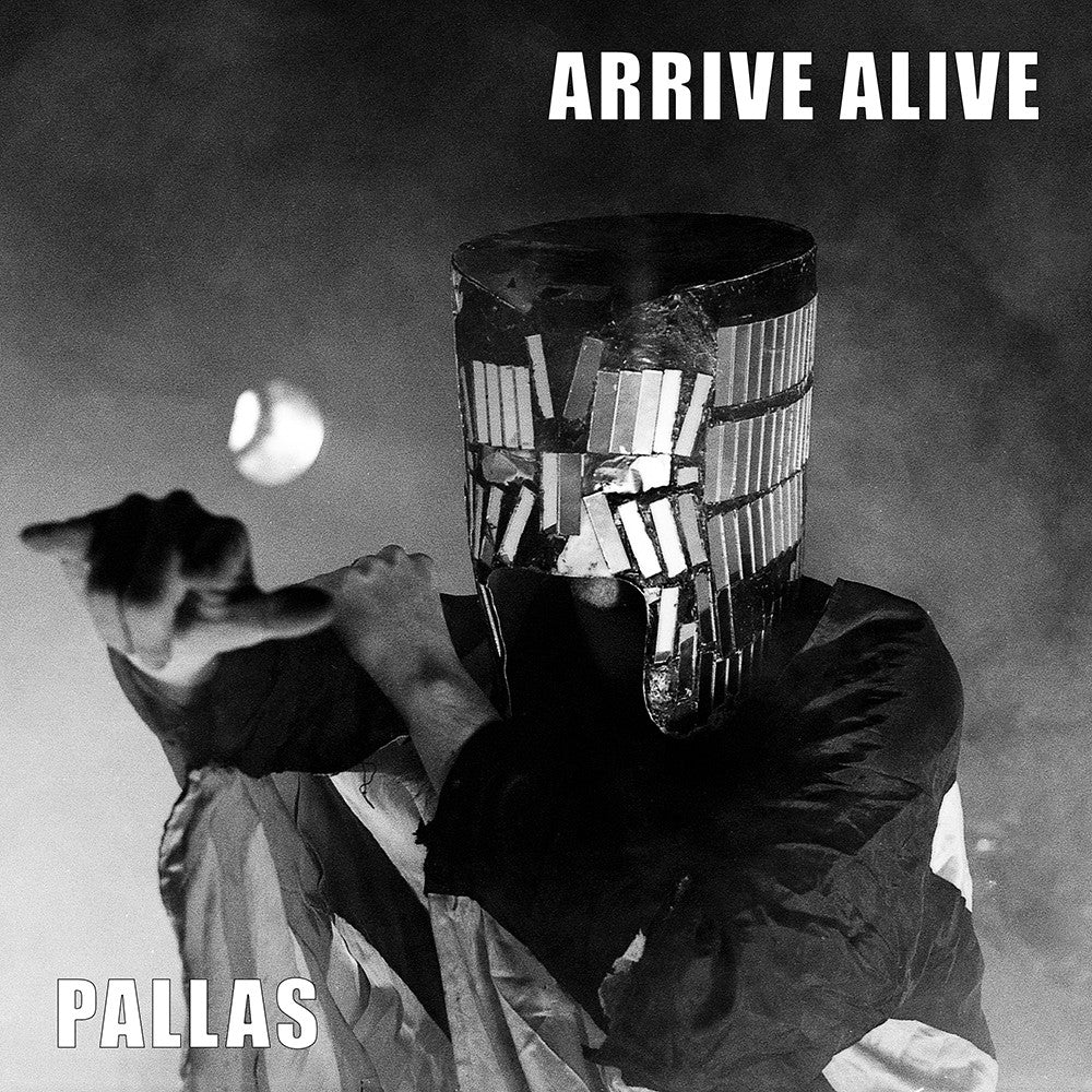 Pallas Arrive Alive Single 1 Canvas Wall Art Custom T Shirt by Lets Get Shirty Dot Com